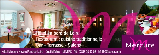 MERCURE nevers